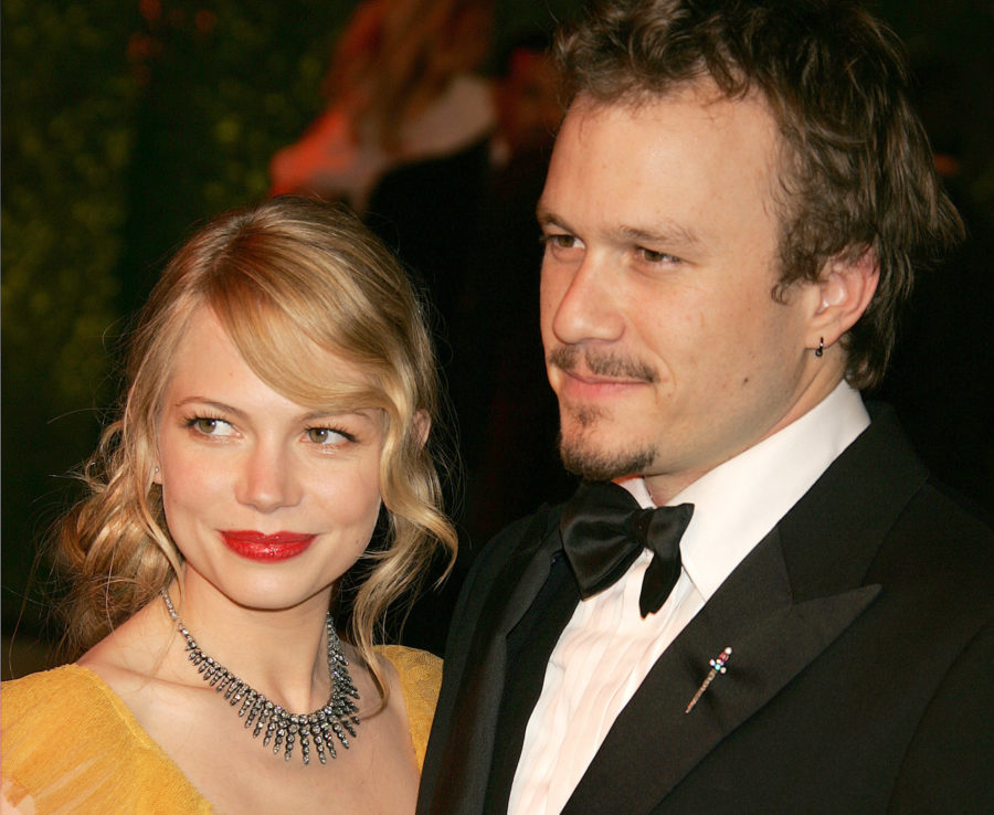 "Heath Ledger's dad is ""terribly happy"" about Michelle Williams' new marriage, and our hearts"