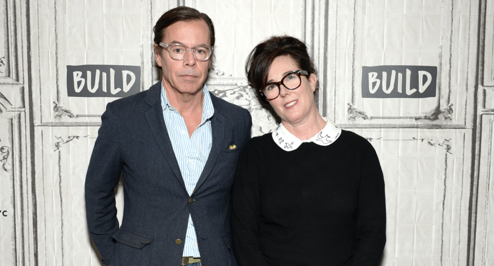 Kate Spade's husband posted the most bittersweet tribute to his late wife