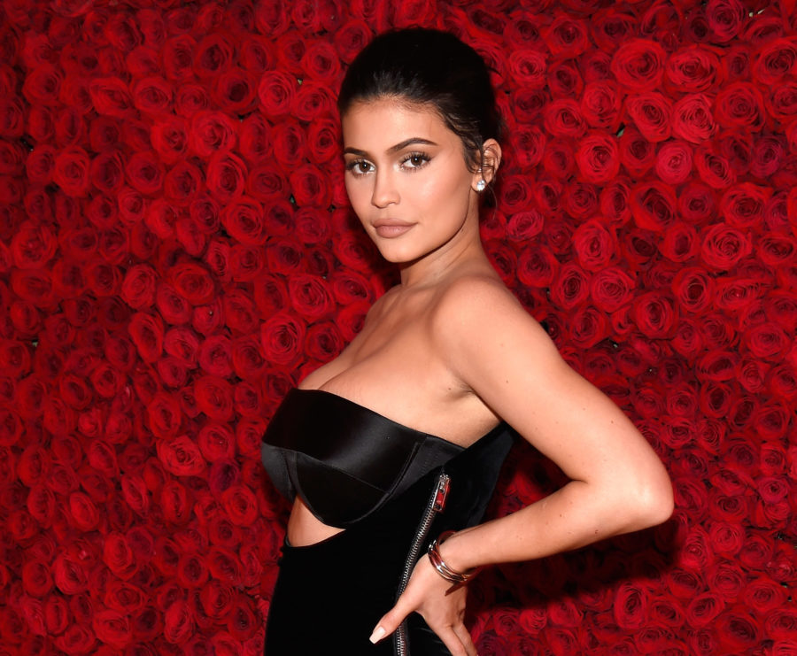 Kylie Jenner has her own Instagram face filter now, because of course