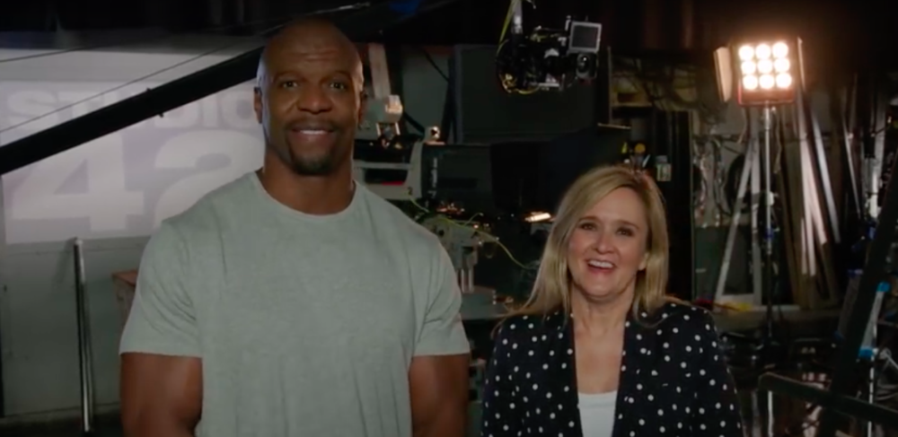 Terry Crews and Samantha Bee's PSA explains why male sexual abuse is not a punchline