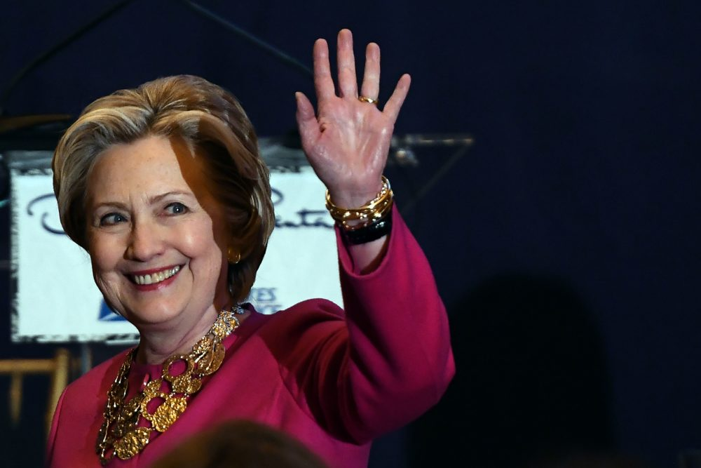 Hillary Clinton announced her next project—and it involves Steven Spielberg