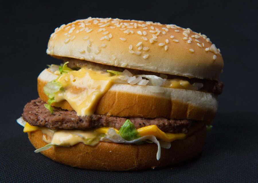 McDonald's is giving away free Big Macs to celebrate the burger's 50th anniversary
