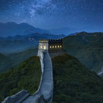You can win a stay in the first ever Airbnb inside the Great Wall of China