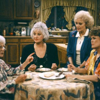 A <em>Golden Girls</em> cookbook is in the works because your '80s cheesecake dreams deserve to come true