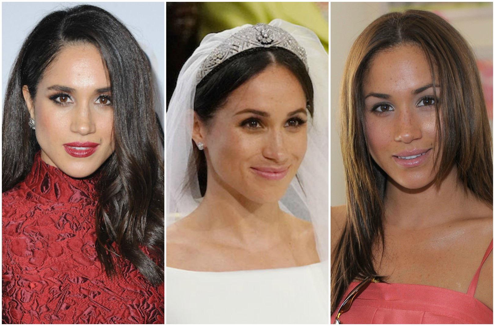Meghan Markle's beauty evolution, from her <em>Deal or No Deal</em> days to becoming a British royal