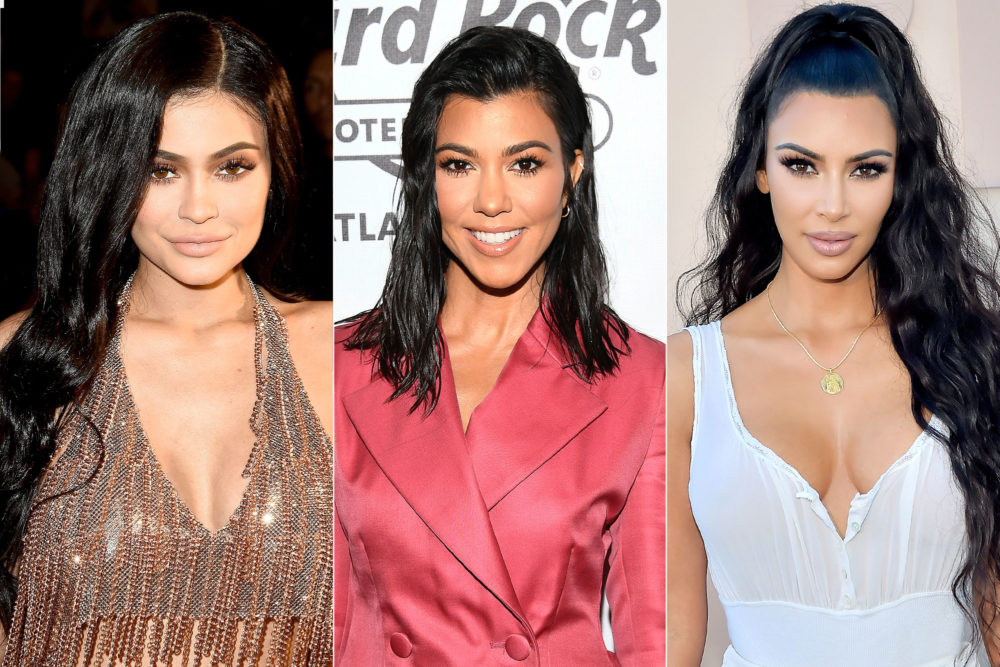 Kourtney Kardashian revealed which sister's makeup line she likes the most