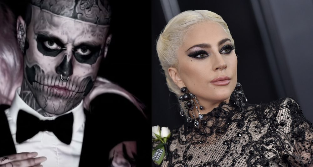 "Lady Gaga apologized for calling Zombie Boy's death a ""suicide"" before details are confirmed"