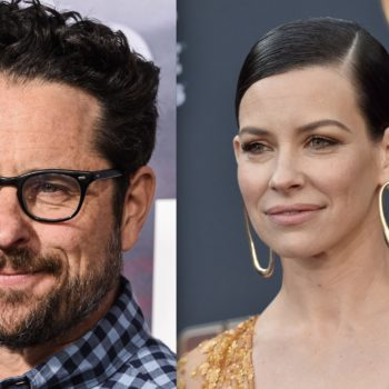 J.J. Abrams has responded to Evangeline Lilly's comments on her traumatic <em>Lost</em> nude scenes