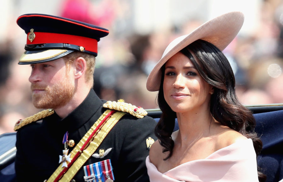 We can officially blame Meghan Markle's dad for having less access to the royal family