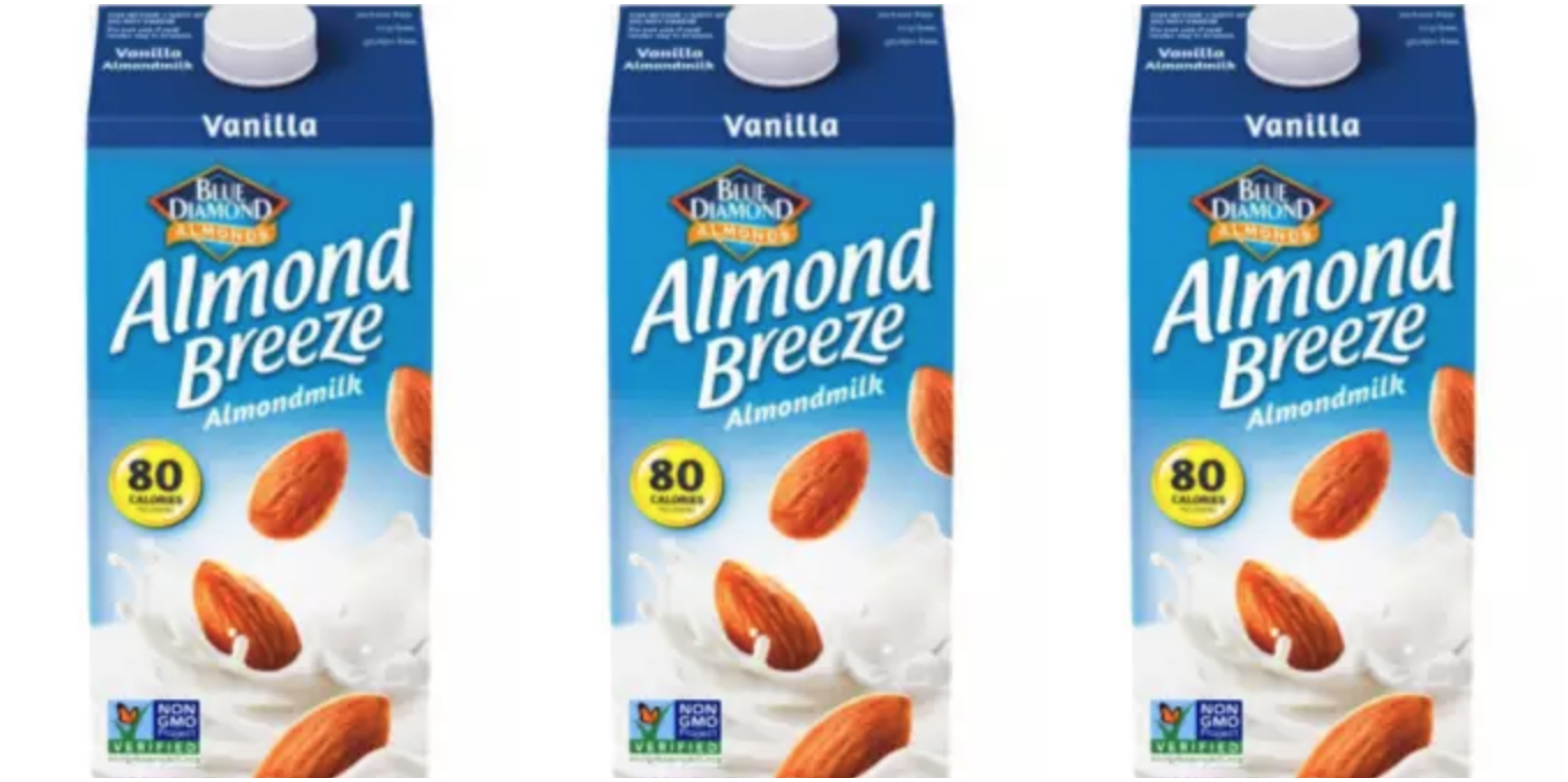 Whoops, a bunch of almond milk just got recalled because it contains actual cows' milk