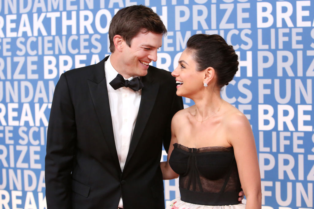 This is why Mila Kunis doesn't like acting with Ashton Kutcher anymore