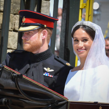 OMG, Prince Harry and Meghan Markle's nicknames for each other will make you melt