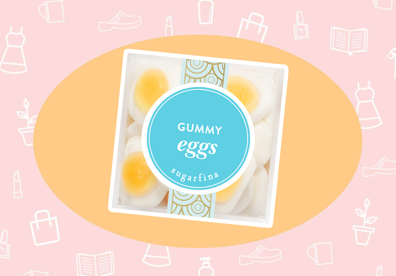 WANT/NEED: Gummy eggs for an extra sweet breakfast, and more stuff you want to buy