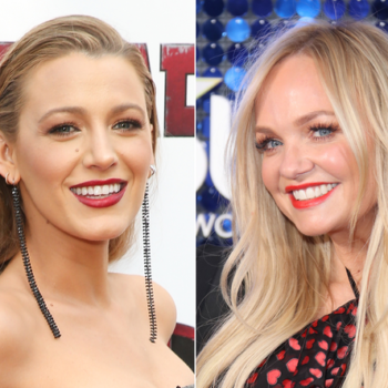 The real Baby Spice responded to Blake Lively's Baby Spice costume, and omg