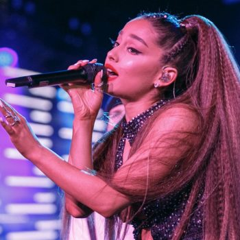 Fans think there's a hidden tribute to Manchester in a song on Ariana Grande's new album