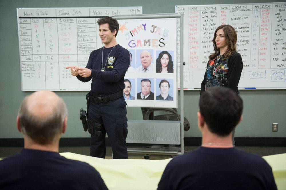 <em>Brooklyn Nine-Nine </em>may have a #MeToo-themed episode next season
