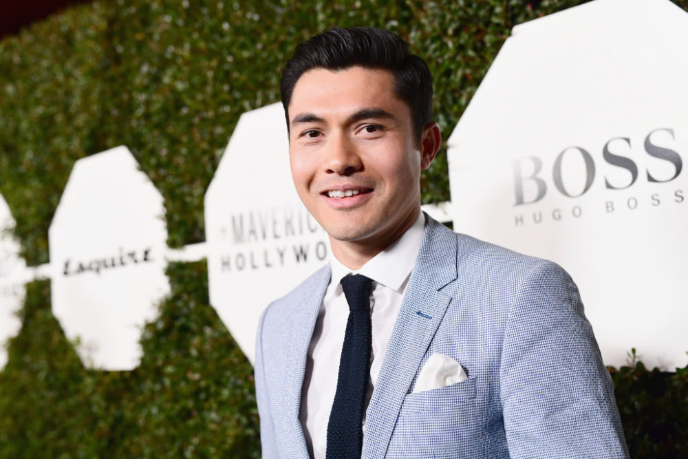 <em>Crazy Rich Asians </em>star Henry Golding talks representation and the desexualization of Asian men