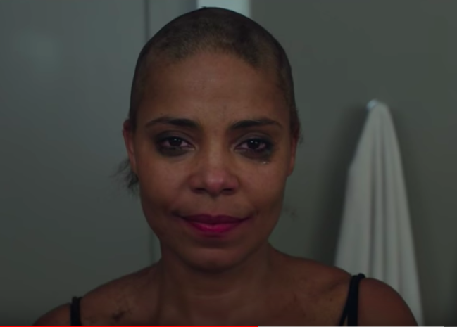 A reminder that Black women don't only shave their heads because of a breakdown