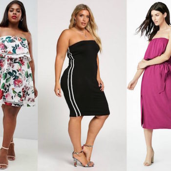 16 strapless dresses you can wear even if you're bigger than a D cup