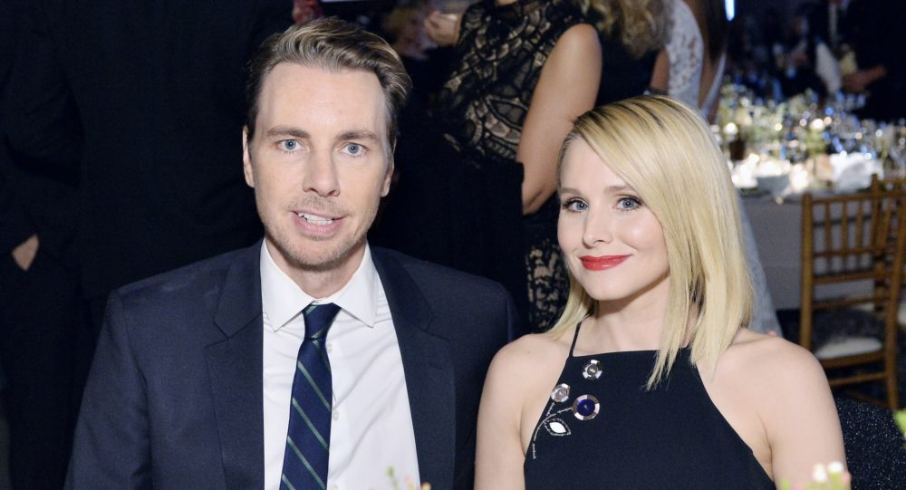 Kristen Bell revealed the biggest thing she hid from Dax Shepard when they first started dating