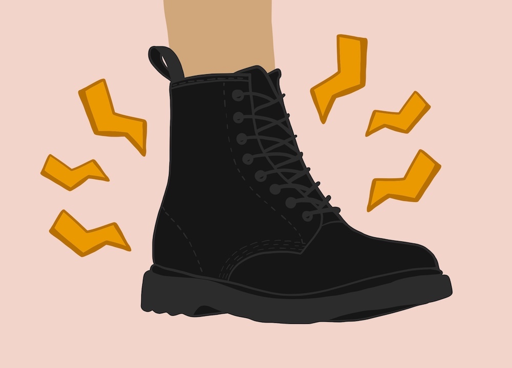 Here's how to relieve foot pain after wearing uncomfortable shoes, because we've all been there