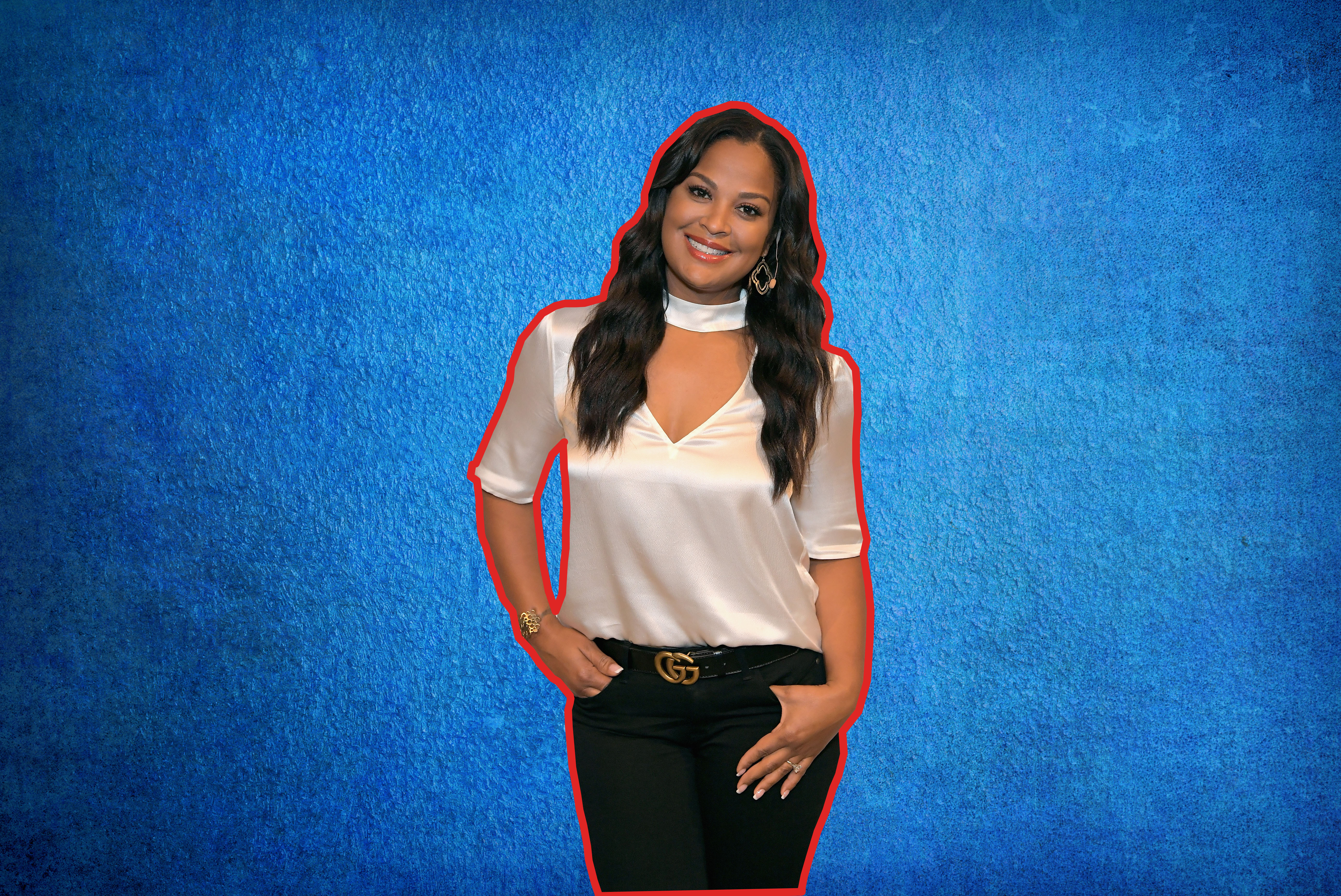 Laila Ali told us why she gets a mani/pedi every two weeks and the advice from her dad that she lives by