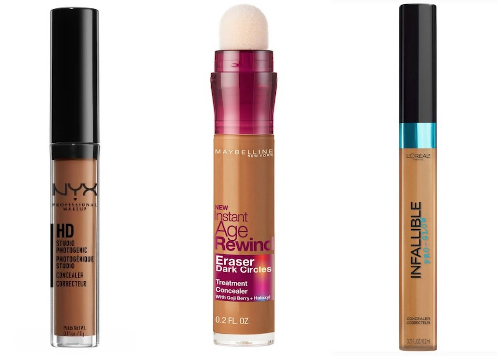 19 drugstore concealers that will put your high-end ones to shame