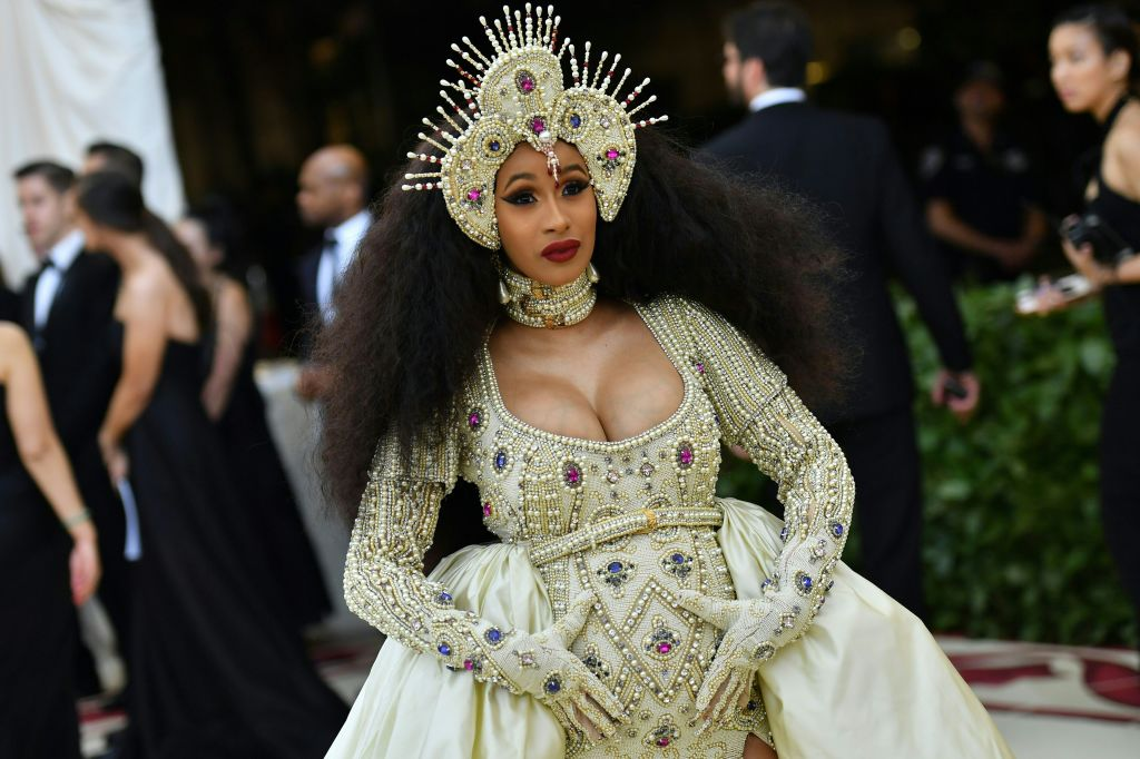 Cardi B tweeted that her daughter has already developed a hilariously bad habit, and Kulture definitely has her mom's sense of humor