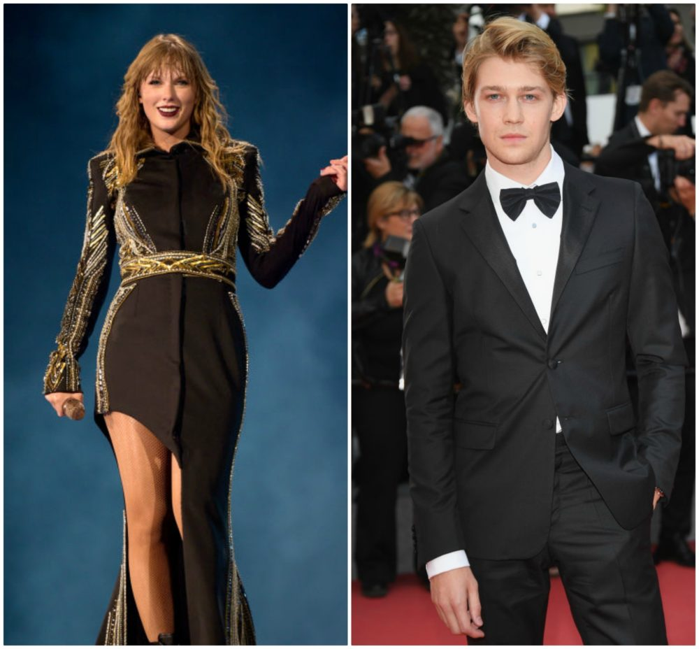 Joe Alwyn's Instagram is finally public, and here's the low-key way he acknowledged Taylor Swift