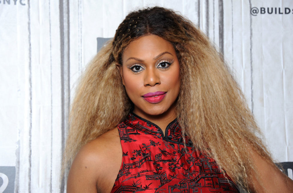 "Laverne Cox wrote a powerful post about how deadnaming and misgendering trans people is an ""act of violence"""