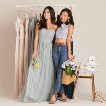 Birdy Grey's founder talks to us about launching a $99 bridesmaid dress brand