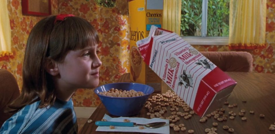 "There's a brand new internet challenge, and it's magically based off of 1996's ""Matilda"""