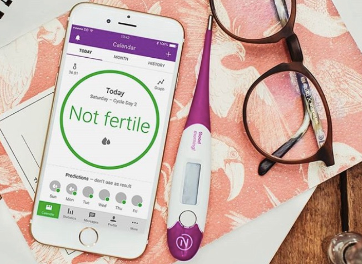 The FDA signed off on a fertility awareness app that's being blamed for dozens of unwanted pregnancies