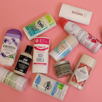 We tested 12 natural deodorants and ranked them from YAS! to never again