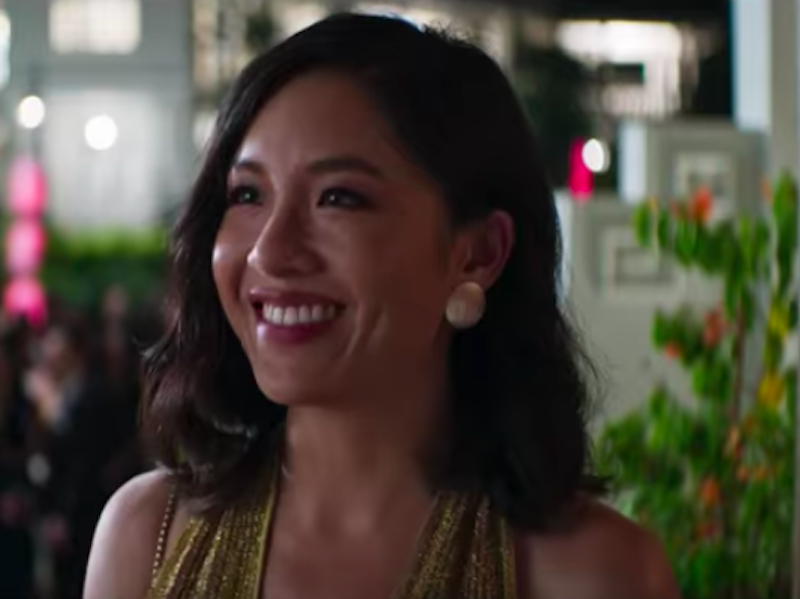 Watching <em>Crazy Rich Asians</em> in a room full of other Asians