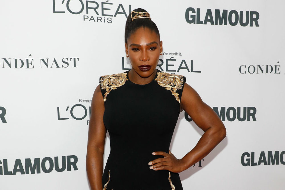Serena Williams opened up about her difficult decision to stop breastfeeding—at the suggestion of her male coach
