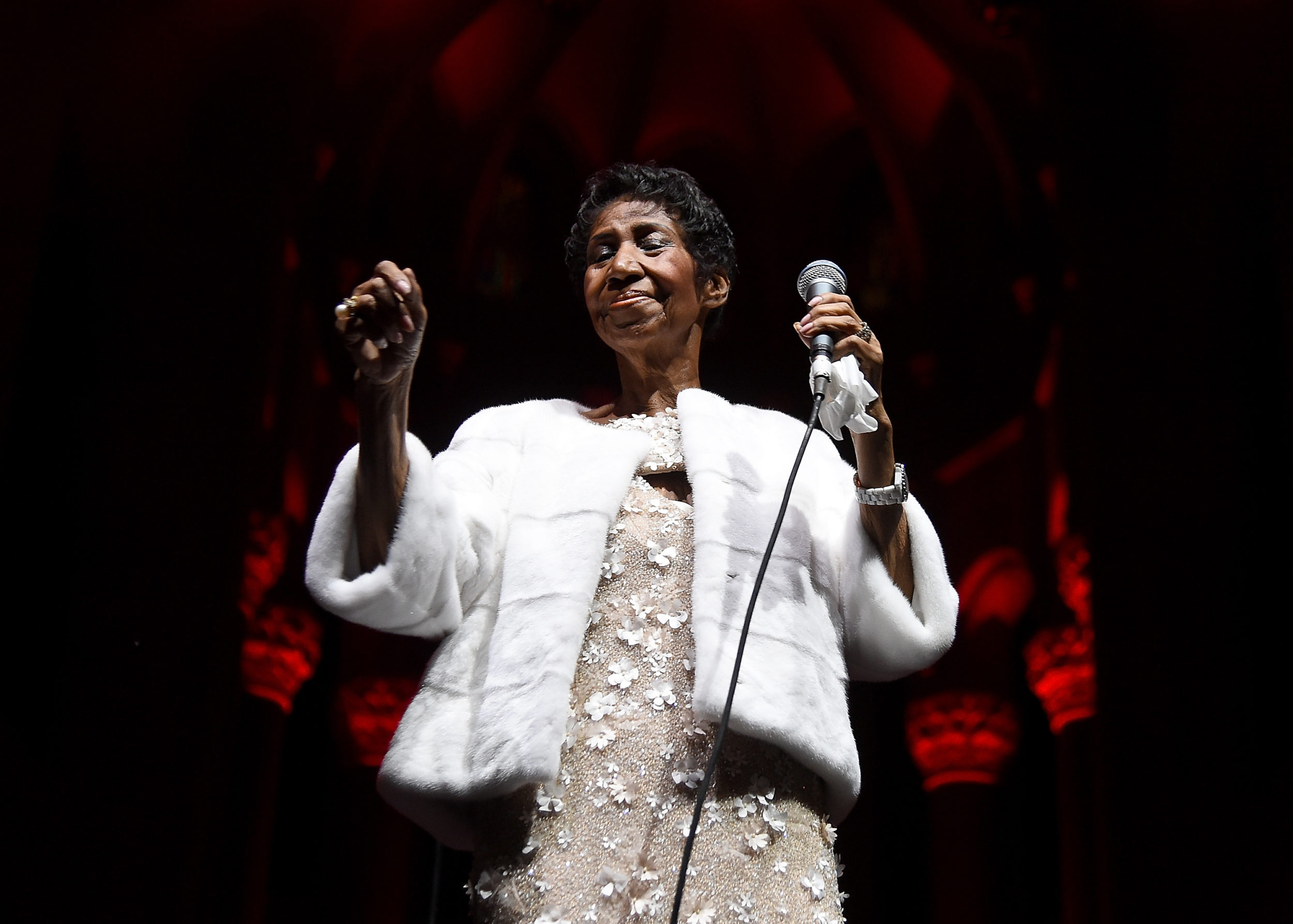 5 times Aretha Franklin moved people to tears, including President Obama