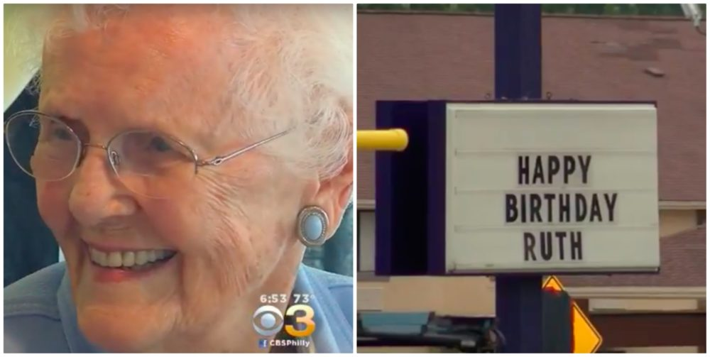 This woman spent her 101st birthday at Taco Bell, because longevity and gorditas go hand-in-hand