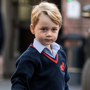 Prince George has a big day coming up—and William and Kate will be by his side