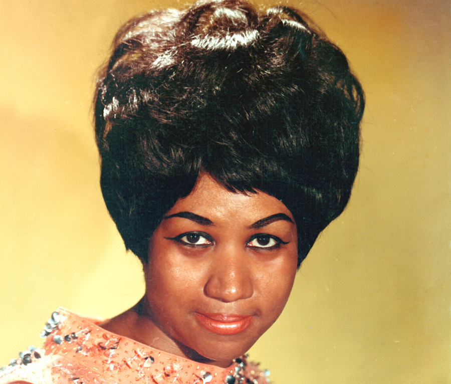 Aretha Franklin was a superstar, but I love her because she was human