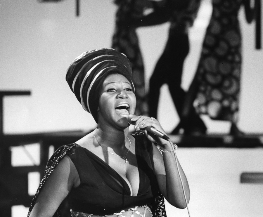 Aretha Franklin's civil rights activism is as important as her music legacy