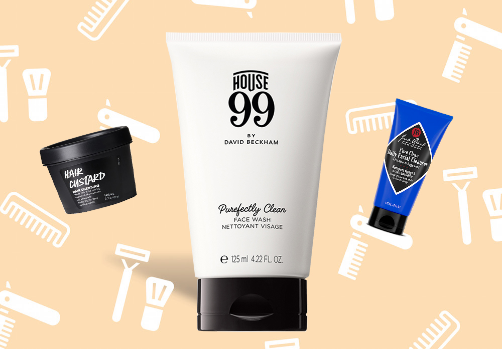 For National Men's Grooming Day, 16 product recommendations from our Senior Beauty Editor's husband