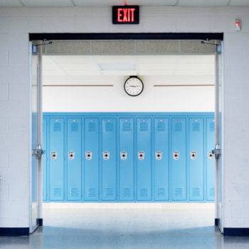 A Texas middle school is facing backlash for painting a misogynistic quote on the wall