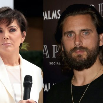 "Ultimate #BOSS Kris Jenner tells Scott Disick he ""f-cked up"" on the most recent ep of <em>KUWTK</em>"