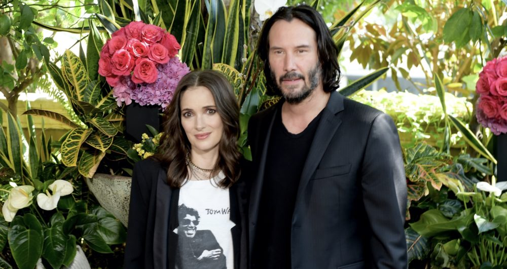 Winona Ryder says she may have been married to Keanu Reeves since 1992, and allow us to explain