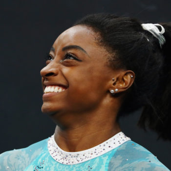 Simone Biles just broke a major gymnastics record—while wearing an incredibly significant outfit