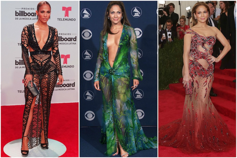 25 times Jennifer Lopez slayed the red carpet with her fashion sense