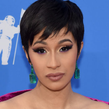 This is the makeup Cardi B used to get her killer winged eye at at the 2018 MTV VMAs