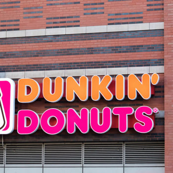 Girl Scout cookie-flavored coffee is coming back to Dunkin' Donuts soon, and bless