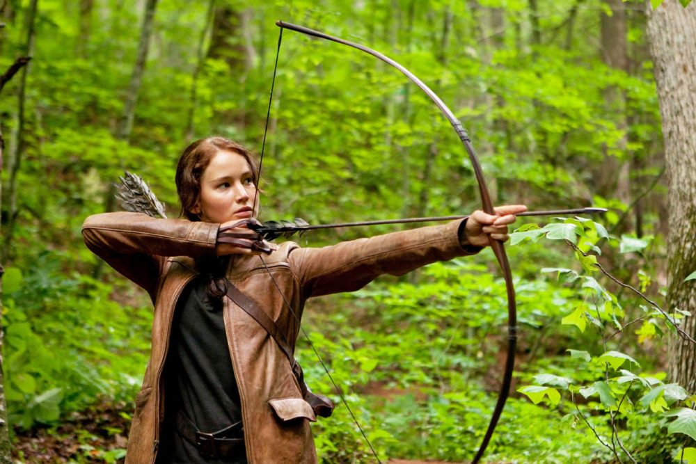 A Tinder user tricked dozens of men into a <em>Hunger Games</em>-like competition for her love